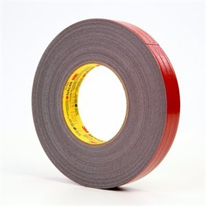 3M™ PERFORMANCE PLUS DUCT TAPE 8979N NUCLEAR RED, 24 MM X 54.8 M, 48 PER CASE