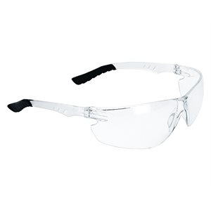 DYNAMIC EP800C - SAFETY GLASSES, FIREBIRD EP800 SERIES, CLEAR