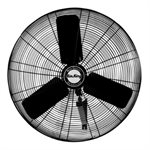 "AIR KING 9035C - VENTILATEUR INDUSTRIEL MURAL PIVOTANT 30"" 1/4 HP 3 VITESSES"