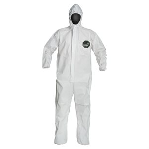 COUVRE TOUT PROSHIELD COVERALL CAPUCHON 2X-LARGE, 25/BOITE