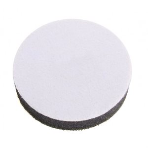 "MIRKA 1033 - 3"" DIA. 1/2"" THICK GRIP FACED INTERFACE PAD, 5/PKG"