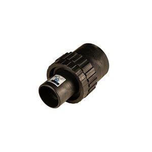 "MIRKA 8393009911 - 1""/ 2"" Vacuum hose adapter 28/56mm,  1/pkg"